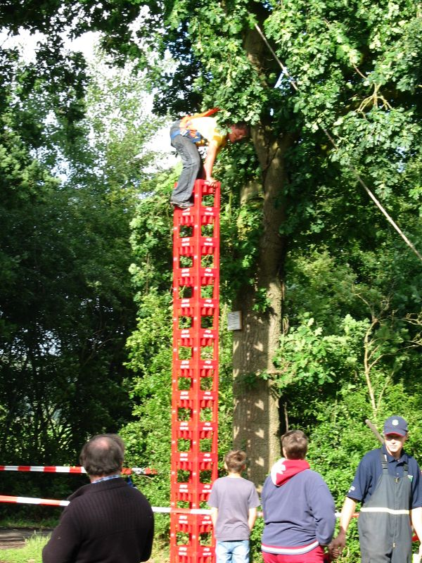 Lagerfeuer 2008